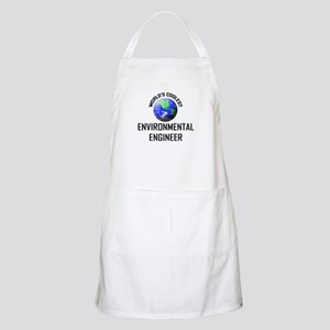 World's Coolest ENVIRONMENTAL ENGINEER BBQ Apron