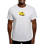 Transporter Bundespost Ash Grey T-Shirt