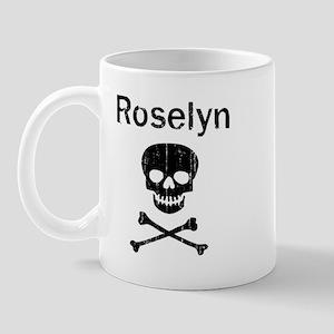 Roselyn (skull-pirate) Mug