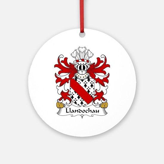 Llandochau (or Wallis, Walsh, Welsh, lords of Llan
