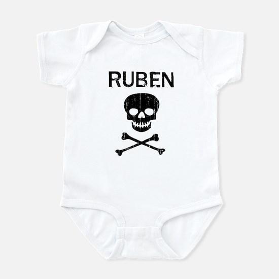 RUBEN (skull-pirate) Infant Bodysuit