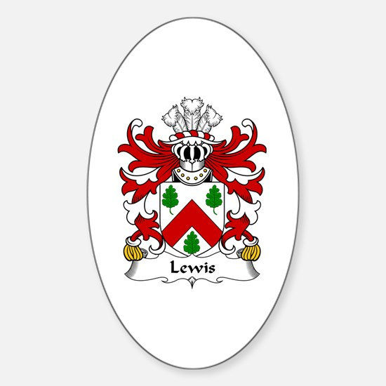 Lewis (of Abergavenny, Monmouthshire) Decal