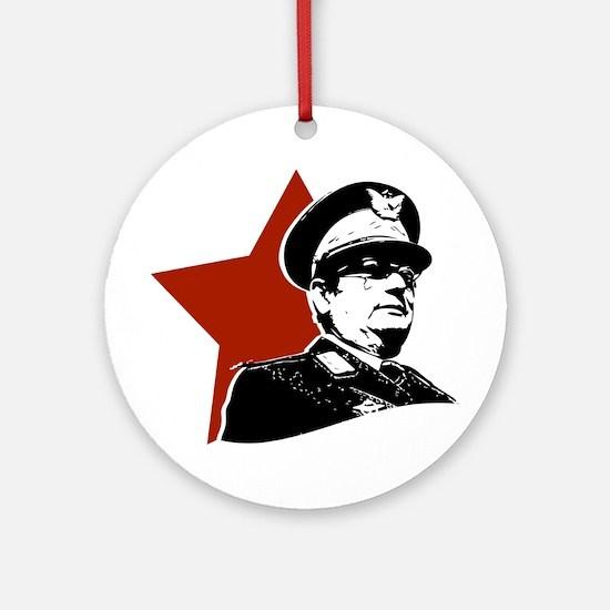 Tito Ornament (Round)