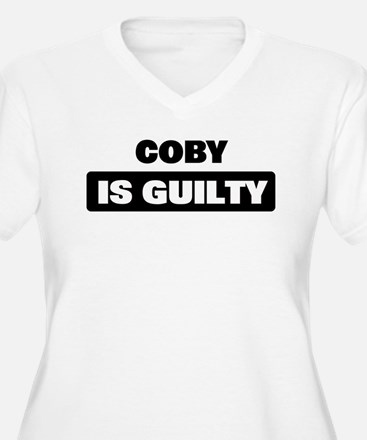 COBY is guilty T-Shirt