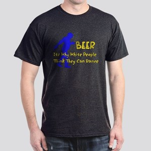 Beer Dancers Dark T-Shirt