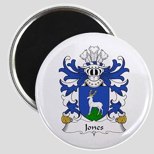 Jones (of Beaumaris, Anglesey) Magnet