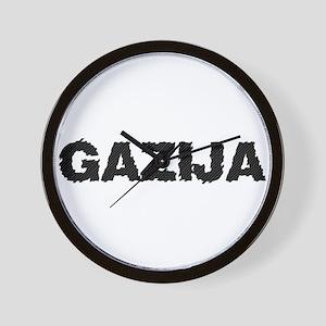 Gazija Wall Clock