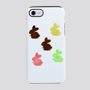Candy Easter Bunnies iPhone 8/7 Tough Case