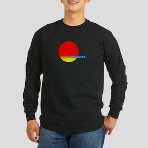 Terrance Long Sleeve Dark T-Shirt