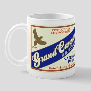 Grand Canyon (Raven) Mug