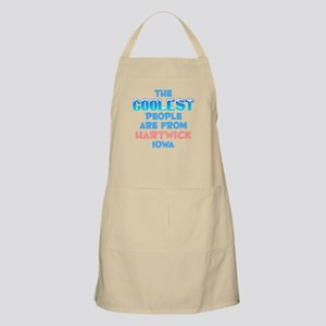 Coolest: Grundy Center, IA BBQ Apron
