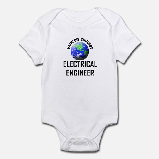 World's Coolest ELECTRICAL ENGINEER Infant Bodysui
