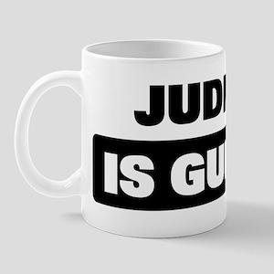 JUDITH is guilty Mug