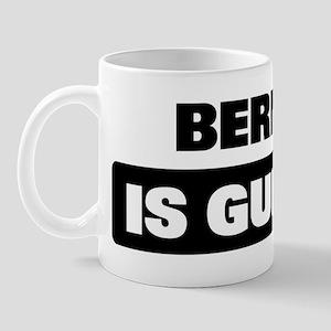 BERNY is guilty Mug