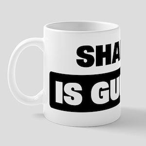 SHANE is guilty Mug