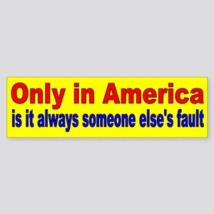 Only in America 2
