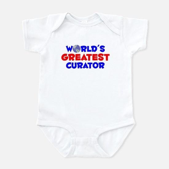 World's Greatest Curator (A) Infant Bodysuit