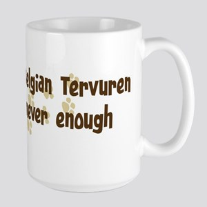 Never enough: Belgian Tervure Mugs