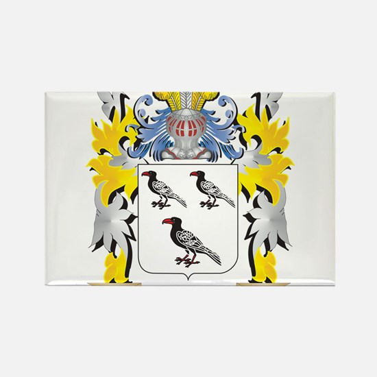Giovani Coat of Arms - Family Crest Magnets