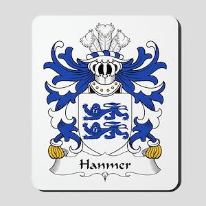 Hanmer (of Hanmer, Flint) Mousepad