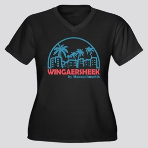 Summer Wingaersheek- massachuset Plus Size T-Shirt
