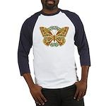 Celtic Butterfly Baseball Jersey