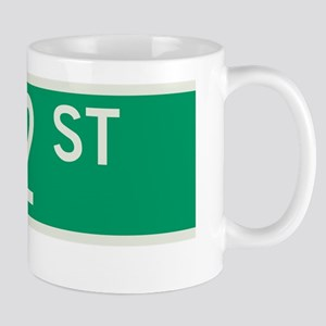 72nd Street in NY Mug