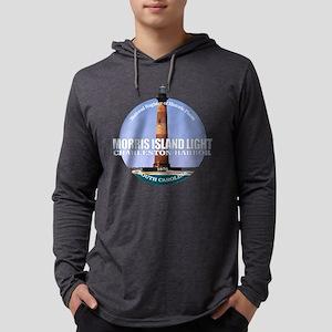 Morris Island Light Long Sleeve T-Shirt