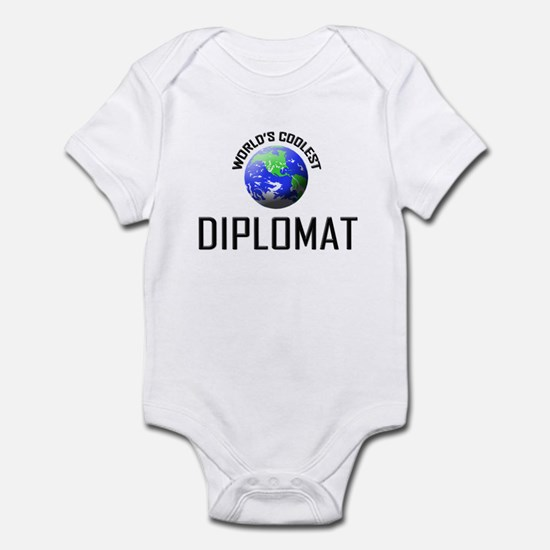 World's Coolest DIPLOMAT Infant Bodysuit