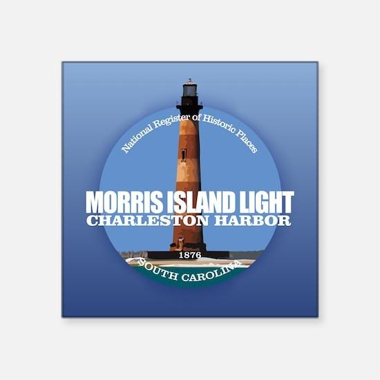 Morris Island Light Sticker