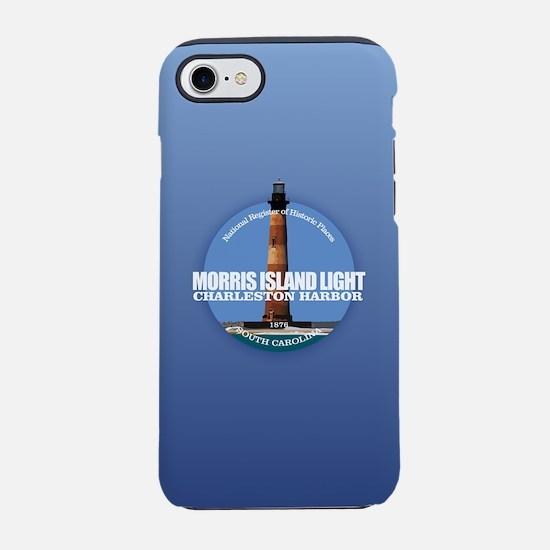 Morris Island Light iPhone 8/7 Tough Case