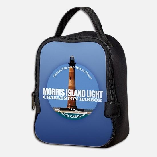 Morris Island Light Neoprene Lunch Bag