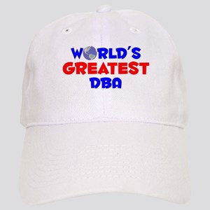 World's Greatest DBA (A) Cap