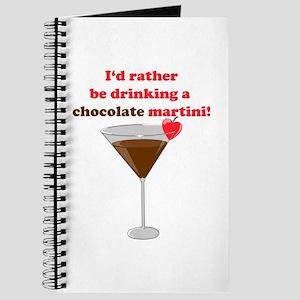 Chocolate Martini Journal