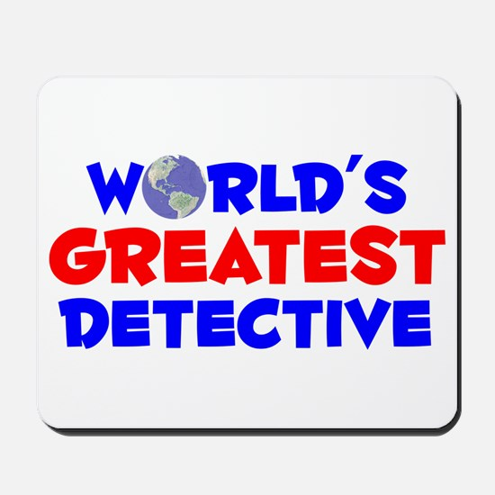 World's Greatest Detec.. (A) Mousepad