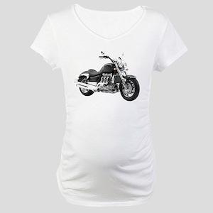Triumph Rocket III Black #2 Maternity T-Shirt