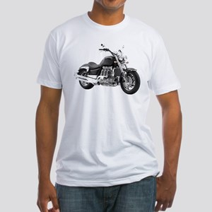 Triumph Rocket III Black #2 Fitted T-Shirt
