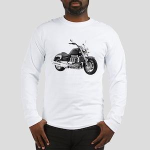Triumph Rocket III Black #2 Long Sleeve T-Shirt