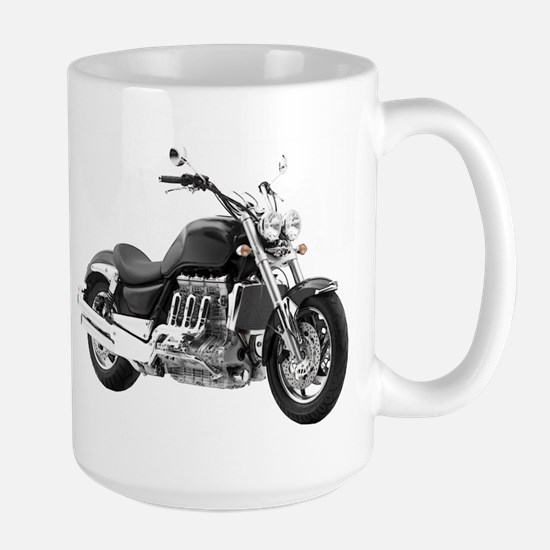 Triumph Rocket III Black #2 Large Mug