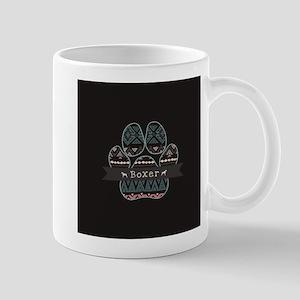 Boxer 11 oz Ceramic Mug