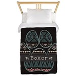 Boxer Twin Duvet Cover