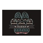 Boxer Postcards (Package of 8)
