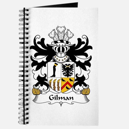 Gilman (Claims descent from Cilmin Troed-ddu) Jour