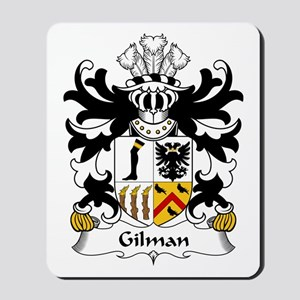 Gilman (Claims descent from Cilmin Troed-ddu) Mous