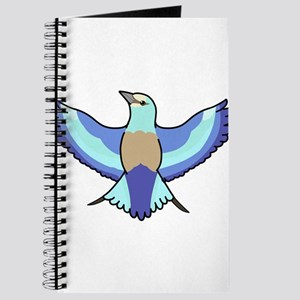 Abyssinian Roller Journal