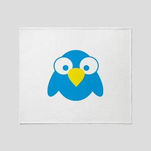 twitter Throw Blanket