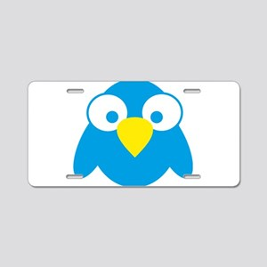twitter Aluminum License Plate