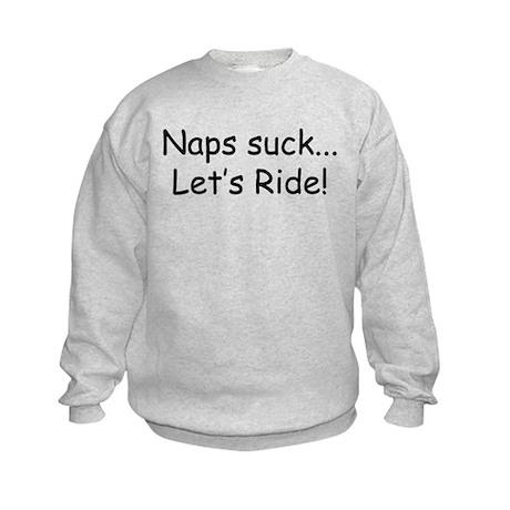 Biker Gear Kids Sweatshirt