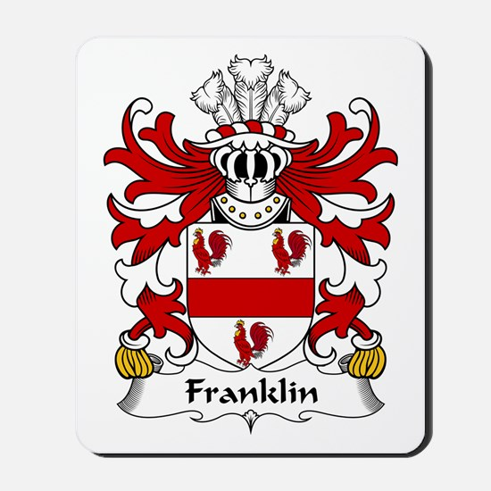 Franklin (of Gower) Mousepad