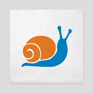 snail Queen Duvet
